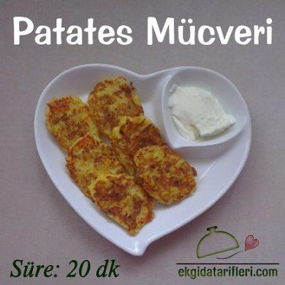 Patates Mücveri Ek Gıda Tarifleri